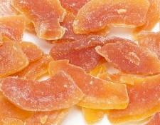 Tranches de papaye