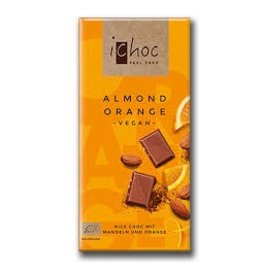 iChoc Almond-Orange - Rice Choc