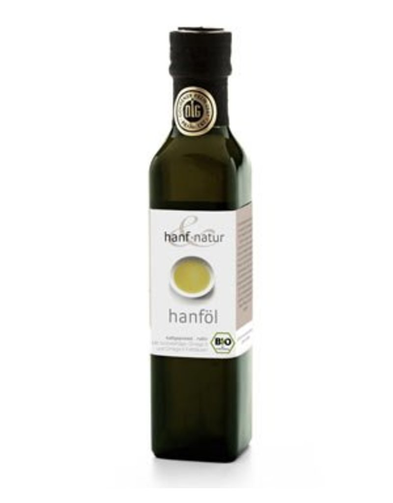 HANF & NATUR Hanf Öl
