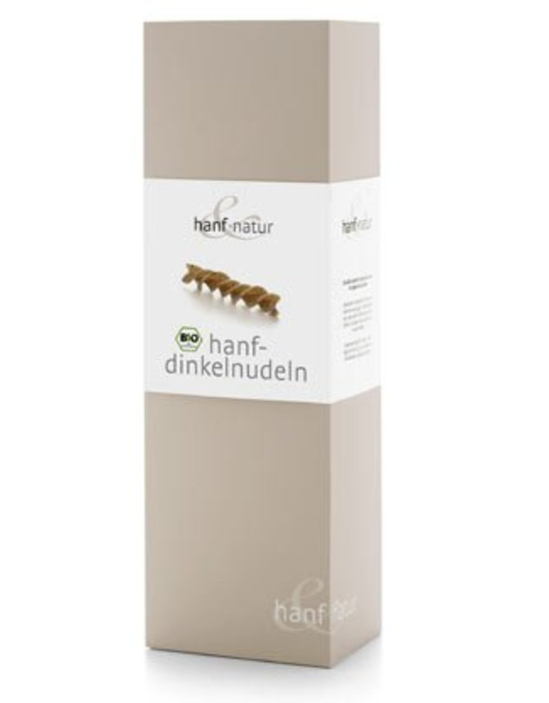 HANF & NATUR Hanf-Dinkel- Nudeln