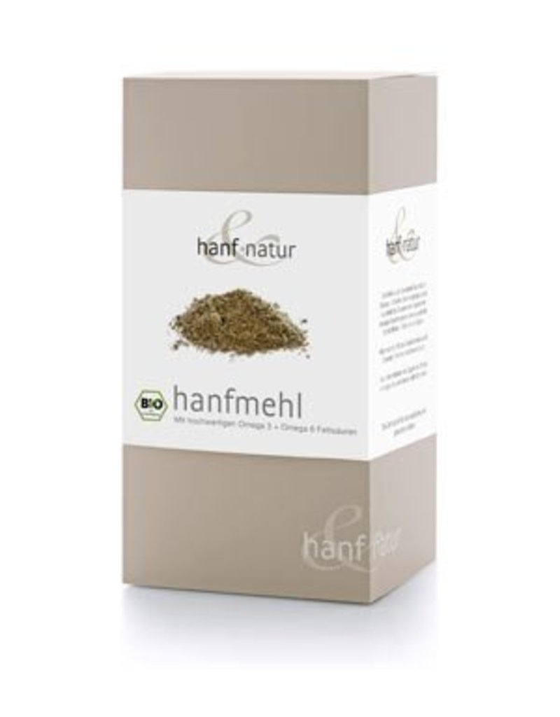 HANF & NATUR Speisehanf-Mehl