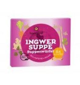 Sonnentor Ingwer-Suppenwürfel BIO