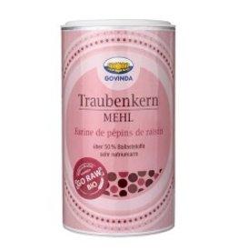 Govinda Traubenkernmehl