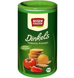Rosengarten Dinkel-Tomate-Cräcker scharf