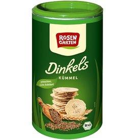 Rosengarten Dinkel-Kümmel-Cräcker