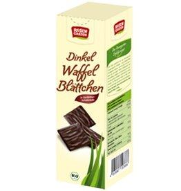 Rosengarten Zartbitter-Dinkel-Waffel