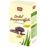 Rosengarten Zartbitter-Knusperwaffeln