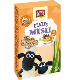 Rosengarten Shaun das Schaf - Erstes Müsli