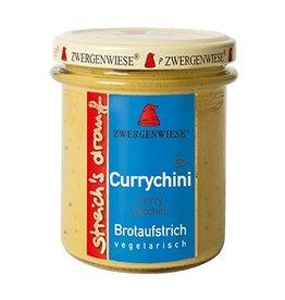 Zwergenwiese Streich´s drauf Currychini Brotaufstrich