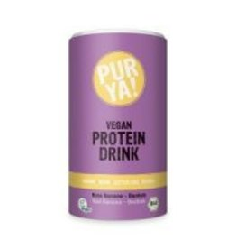 PurYa! Veganer Protein Drink - rote Banane-Baobab - BIO