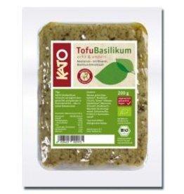 Kato Tofu Basilikum
