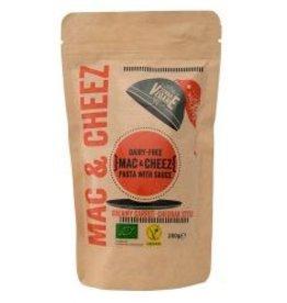 Terra Vegane Mac & Cheez: Creamy Carrot - Cheddar Style