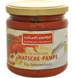 avantissimo Bio-Tomatensauce Matsche-Pampe
