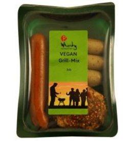 Wheaty Vegan Grill-Mix BIO