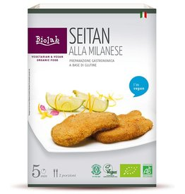 Biolab Seitan Alla Milanese
