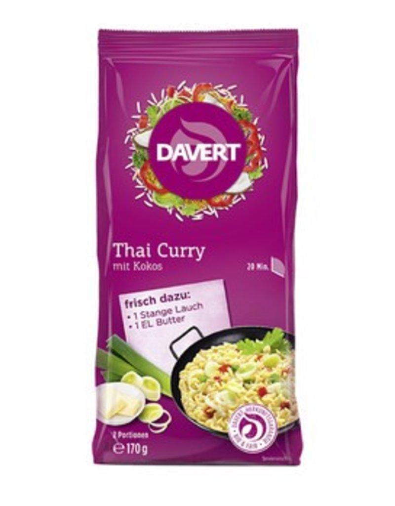 Davert Thai Curry Mischung