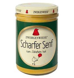 Zwergenwiese Scharfer Senf Bio - zum Abheben hot