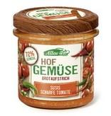 Allos Hof Gemüse Brotaufstrich Susies scharfe Tomate