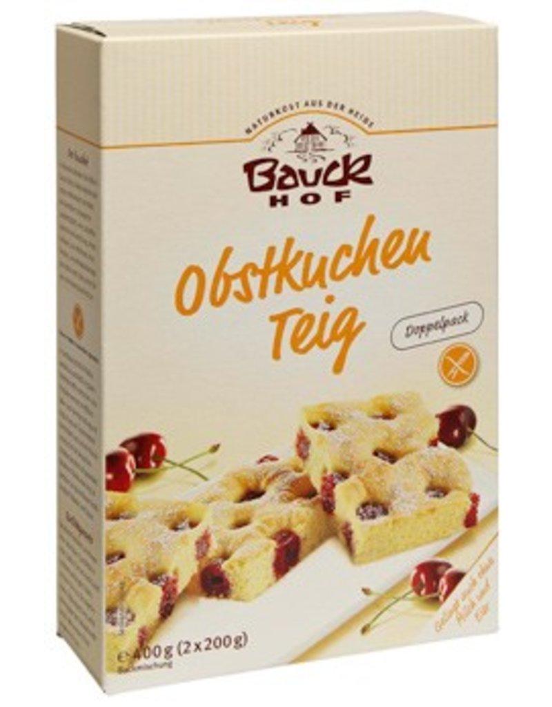 Bauckhof Obstkuchenteig - Backmischung glutenfrei