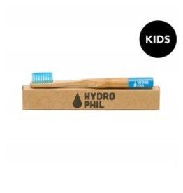 Hydrophil Bambus Zahnbürste KIDS blau - EXTRAWEICH