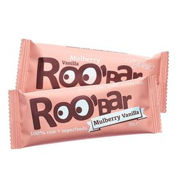 Roo´bar Mulberry & Vanilla Riegel