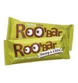 Roo´bar Hemp Protein & Chia Riegel