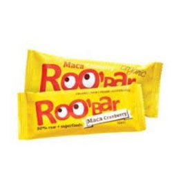 Roo´bar Maca & Cranberry Riegel