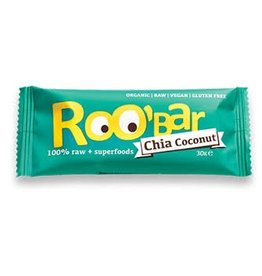 Roo´bar Chia & Coconut Riegel