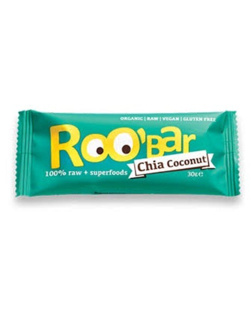 Roo´bar chia & Coconut Riegel