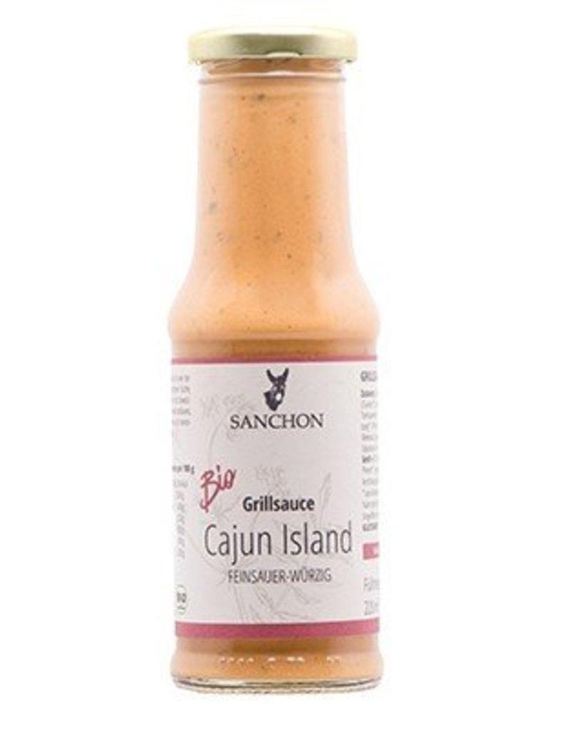 Sanchon Grillsauce Cajun Island