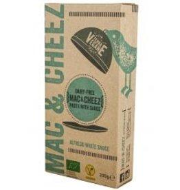 Terra Vegane Mac & Cheez: Alfredo White Sauce
