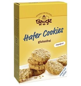 Bauckhof Hafercookies glutenfrei - Backmischung