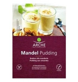 Arche Naturküche Mandel Pudding