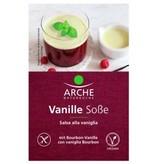 Arche Naturküche Vanille Soße glutenfrei