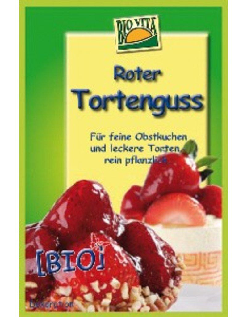 BioVita Naturkost Roter Tortenguss