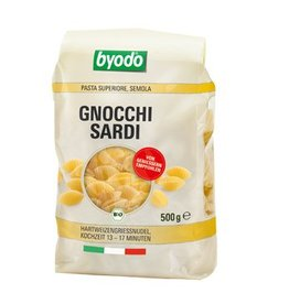 Byodo Gnocci Sardi Nudeln