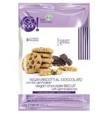 Probios Vegan Biscotti al cioccolato con riso germaogliato