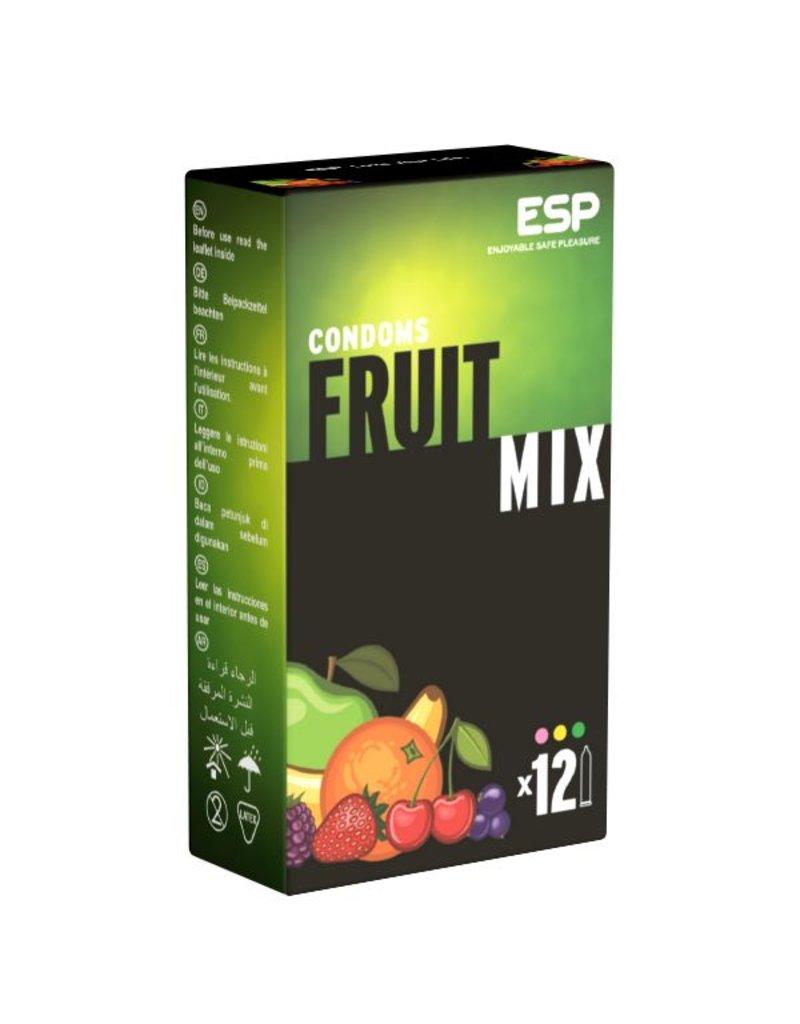 ESP Fruit Mix - fruchtige Kondome