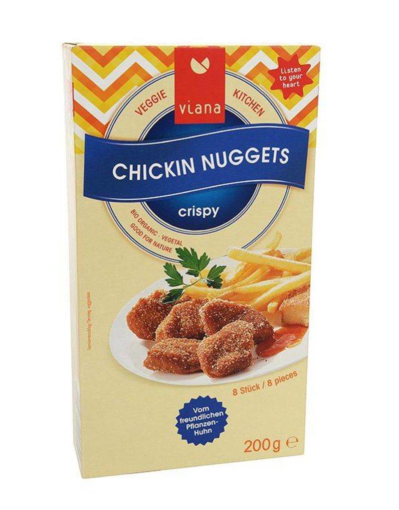 Viana Chickin Nuggets Bio
