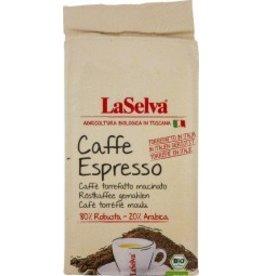 La Selva Cafe Espresso gemahlen