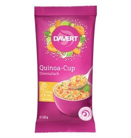 Davert Quinoa Cup Orientalisch
