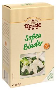Bauckhof Soßenbinder - glutenfrei