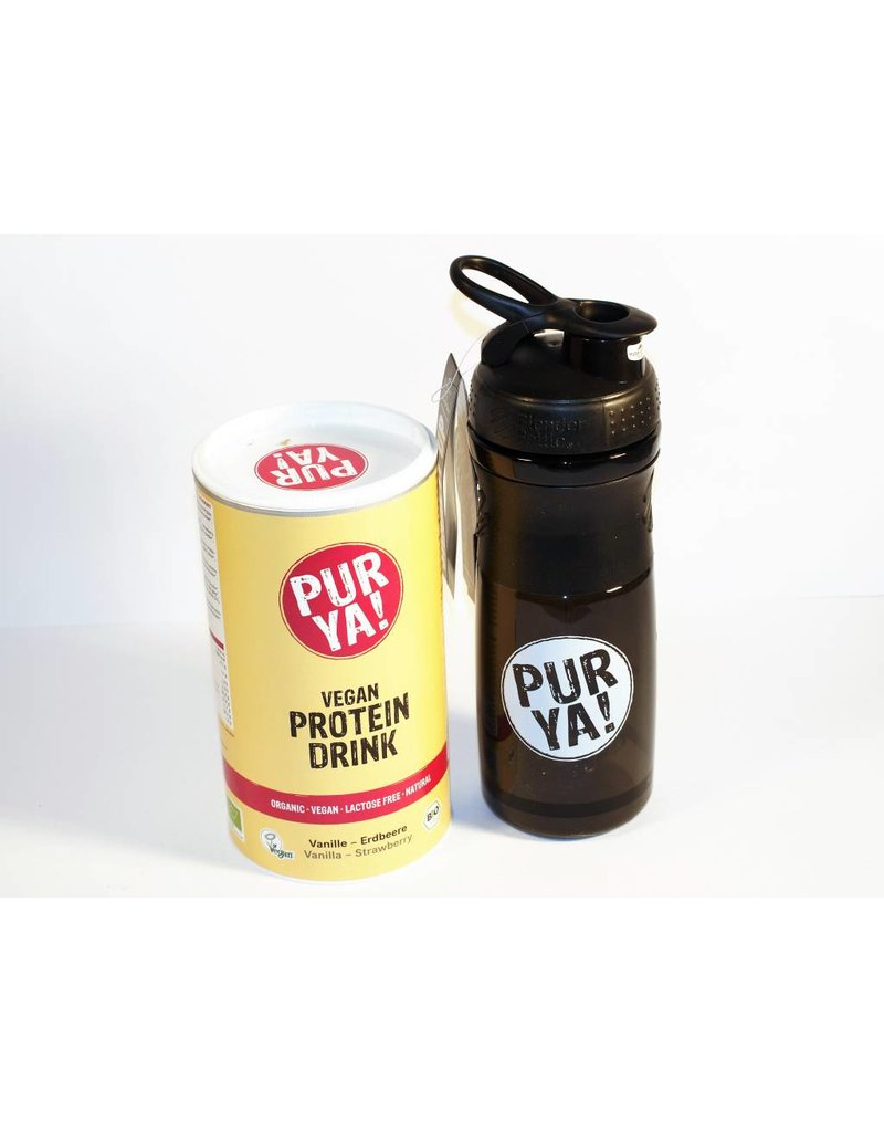 PurYa! Shaker & Protein Drink als Sparset