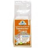 Erdschwalbe Flammkuchen/Pizzateig glutenfrei - low carb