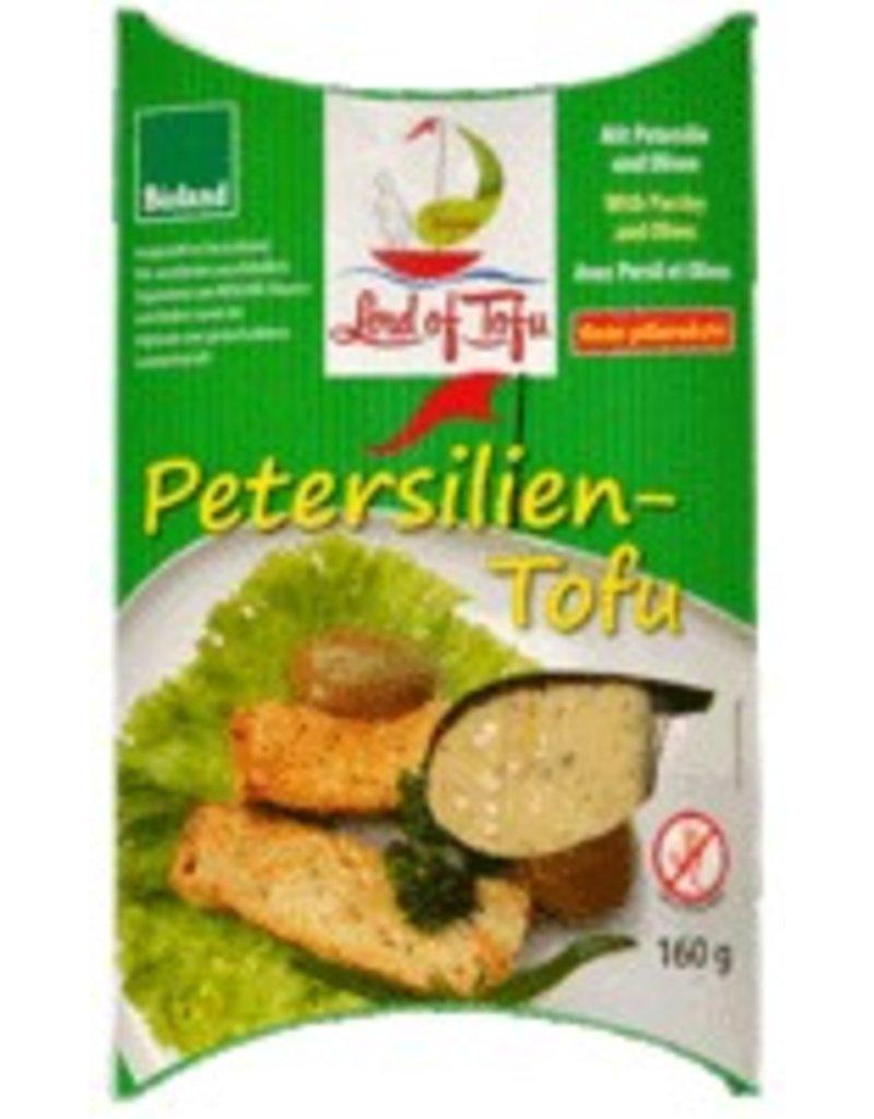 Lord of Tofu Tofu Petersilie