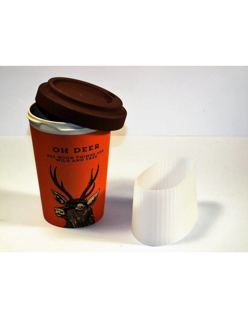 "BambooCup Bamoo Cup ""oh deer"" wiederverwendbarer Coffee-to-go Becher"
