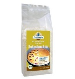 Erdschwalbe Kokoskuchen glutenfrei - low carb