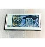 "Paprcuts Portemonnaie ""100 Mark"" von Paprcuts"