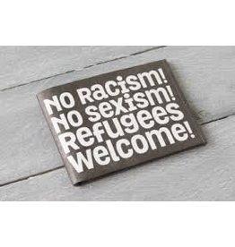 """Paprcuts Portemonnaie """"No Racism"""""""