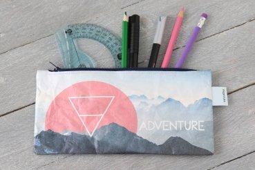 """Paprcuts Stiftemäppchen """"Adventure"""" von Paprcuts"""